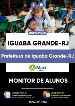 Apostila Iguaba Grande