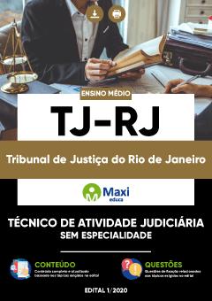 Apostila Concurso TJ-RJ