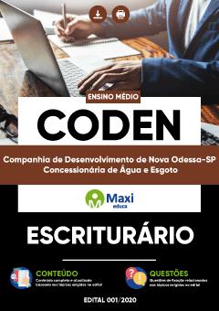 Concurso CODEN
