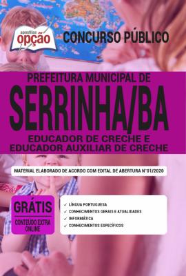 Concurso Prefeitura de Serrinha BA