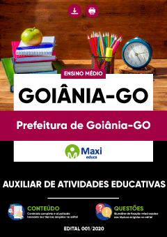 Download Apostila Concurso Goiânia