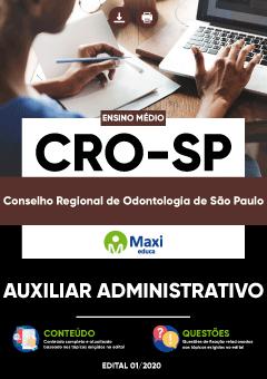 Concurso CRO-SP