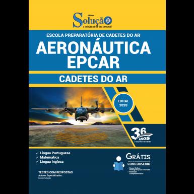 Concurso EPCAR Aeronáutica 2020