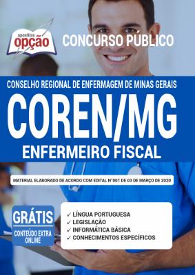 Concurso COREN-MG 2020