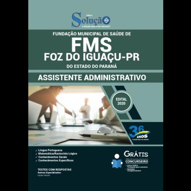 Concurso FMS Foz do Iguaçu PR