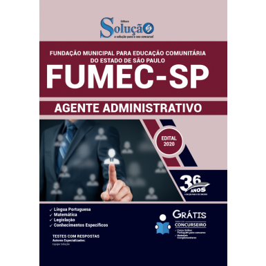 Concurso FUMEC SP