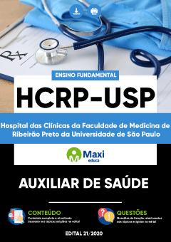 Concurso HCRP-SP 2020