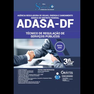 Concurso ADASA DF 2020