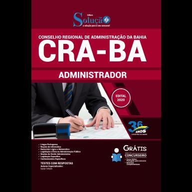 Concurso CRA-BA 2020 Administrador