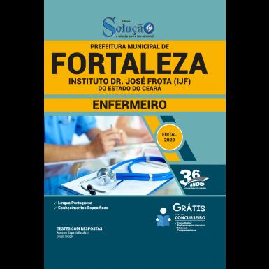 Concurso Prefeitura de Fortaleza CE (IJF)