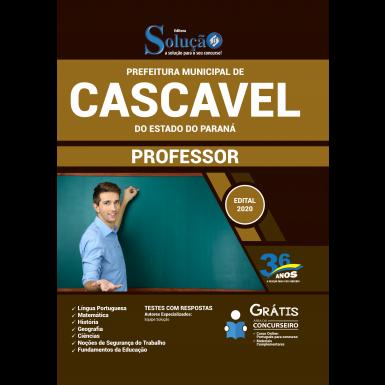 Concurso Prefeitura de Cascavel PR