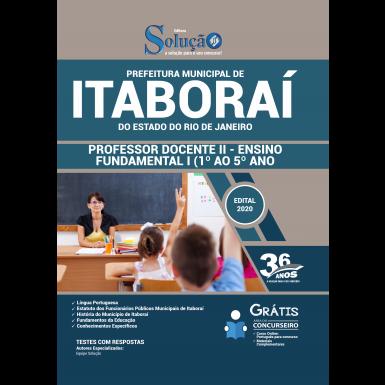 Concurso Prefeitura de Itaboraí