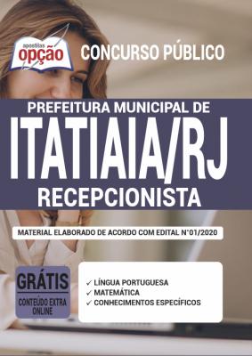 Concurso Prefeitura de Itatiaia