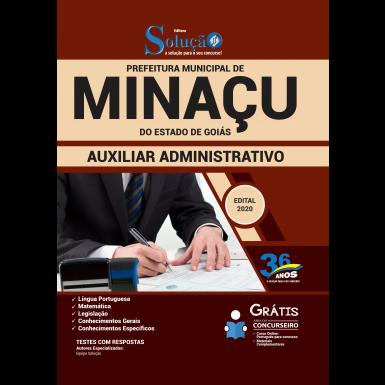 Concurso Prefeitura de Minaçu GO