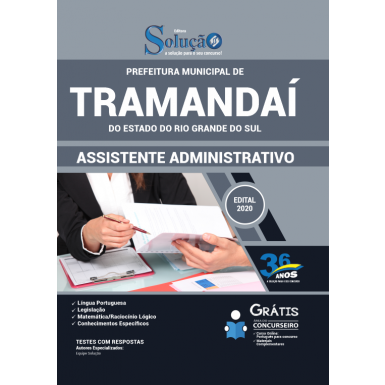 Concurso Prefeitura de Tramandaí RS