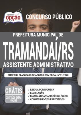 Concurso Prefeitura de Tramandaí RS 2020