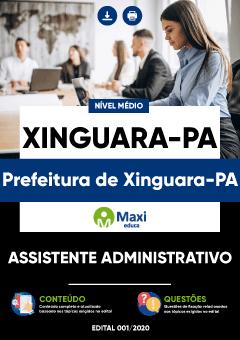 Concurso Prefeitura de Xinguara PA