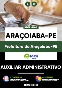 Concurso Prefeitura de Araçoiaba PE