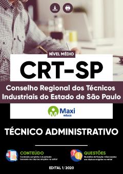 Concurso CRT-SP 2020