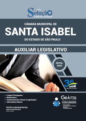 Concurso Câmara de Santa Isabel