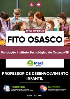Concurso FITO Osasco SP 2020