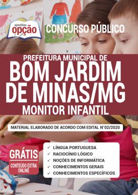 Prefeitura Municipal de Bom Jardim de Minas MG