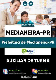 Concurso Prefeitura de Medianeira PR 2020