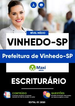 Concurso Prefeitura de Vinhedo