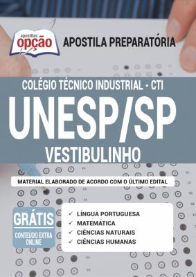 Vestibulinho UNESP SP 2020