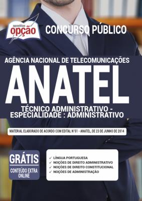 Concurso Anatel 2020