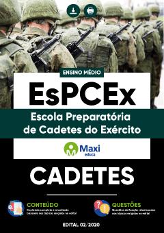 Concurso EsPCEx 2020