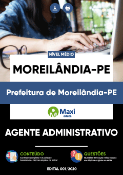 Concurso Prefeitura de Moreilândia PE 2020