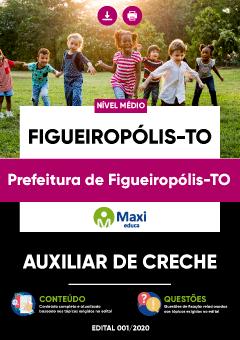 Concurso Prefeitura de Figueirópolis TO 2020