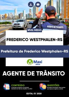 Concurso Prefeitura de Frederico Westphalen RS 2020