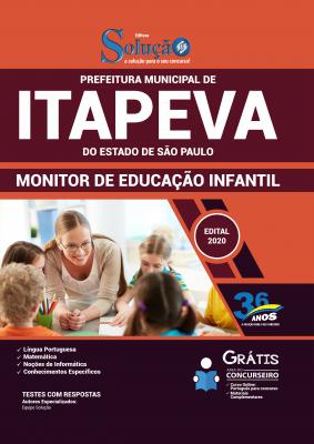 Concurso Prefeitura de Itapeva SP