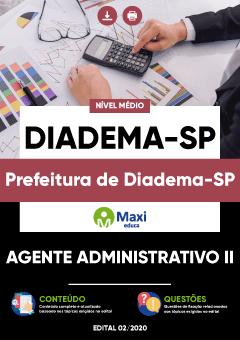 Concurso Prefeitura de Diadema SP 2020