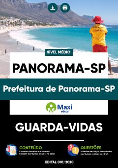 Concurso Prefeitura de Panorama SP 2020