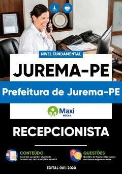 Concurso Prefeitura de Jurema PE 2020