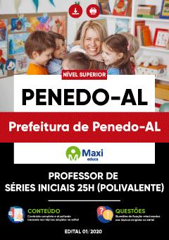 Concurso Prefeitura de Penedo AL 2020
