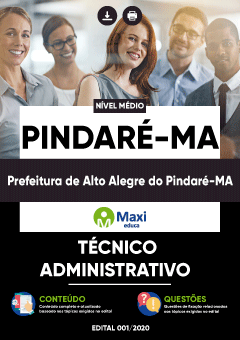 Concurso Prefeitura de Alto Alegre do Pindaré MA 2020