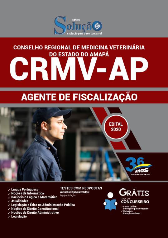 Concurso CRMV-AP 2020