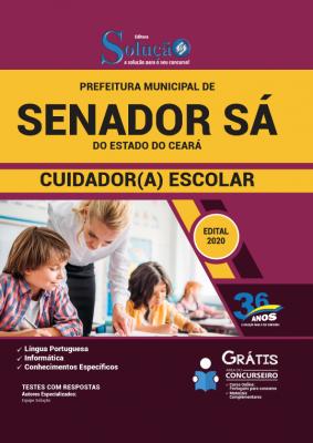 Concurso Prefeitura de Senador Sá CE 2020