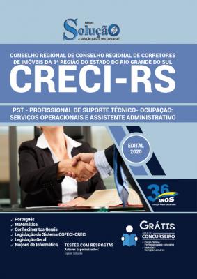 Apostila Concurso CRECI RS 2020