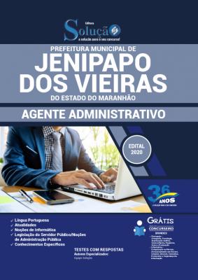 Concurso Prefeitura de Jenipapo dos Vieiras MA 2020