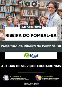 Concurso Prefeitura de Ribeira do Pombal BA 2020