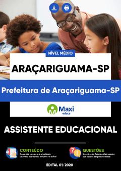 Concurso Prefeitura de Araçariguama SP 2020
