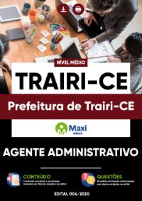 Concurso Prefeitura de Trairi CE 2020