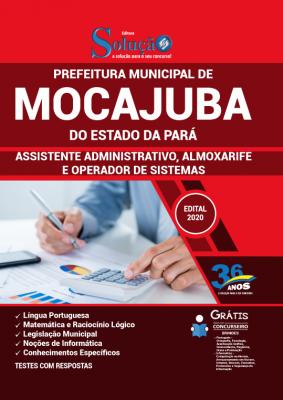 Concurso Prefeitura de Mocajuba PA 2020