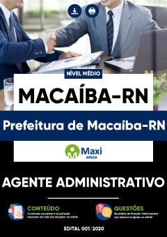 Concurso Prefeitura de Macaíba RN 2020
