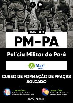 Concurso PM-PA 2020/2021